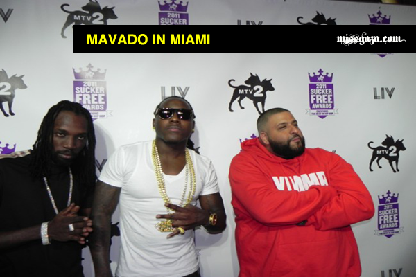 *Mavado's To Perform In Mia For Dj Khaled B-Day Bash*