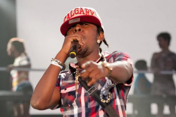 <strong>Popcaan First Interview OnStage TV With Winford Williams &#8211; August 2011</strong>