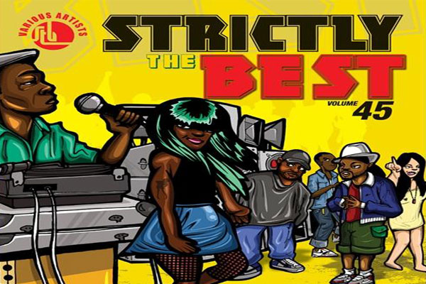 Strictly The Best Volumes 44 & 45 -VP Records – Is Out