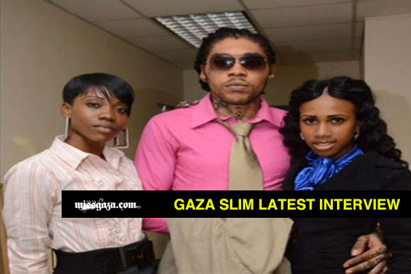 Gaza Slim News & Music 2011