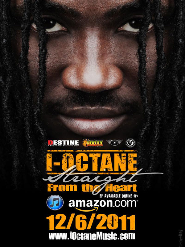 I-Octane straight from the heart ep