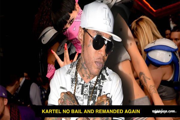 Vybz Kartel remanded again Dec 19 2011