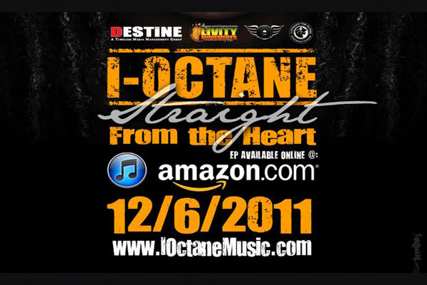 I-Octane ep straight from the heart.