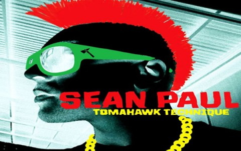 Sean Paul new Album Tomahawk Technique