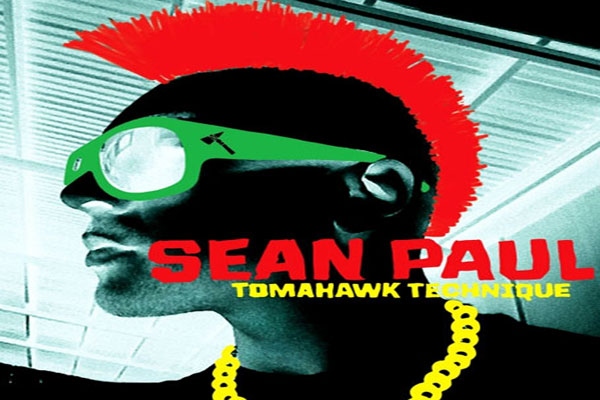 *Sean Paul New Album : Tomahawk Technique*