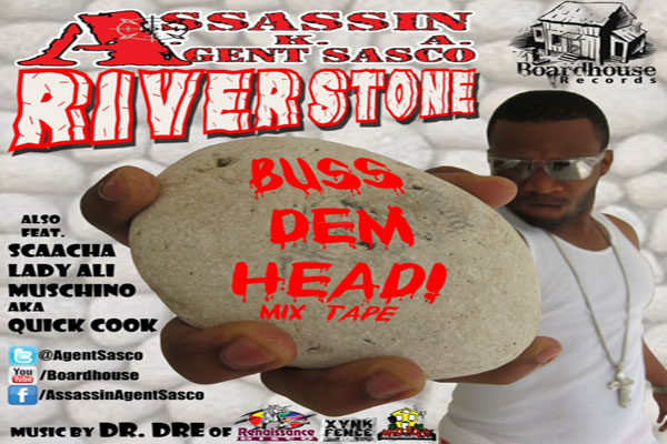 <strong>Download Assassin &#8211; River Stone Buss Dem Head &#8211; Free Reggae Dancehall MixTape 2012</strong>
