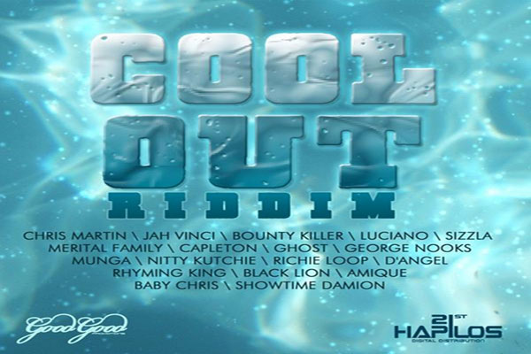 Cool Out Riddim Special Jan 2012