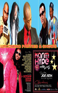 Karim Hype B-Day Party Recaps