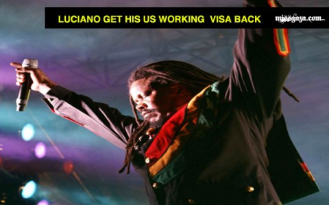 Luciano Gets His Us Visa Back Jan 2012