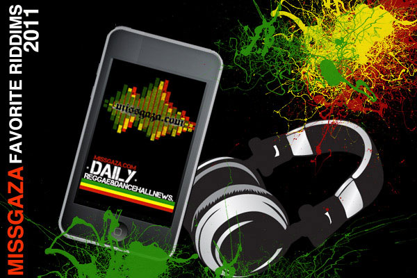 TOP Reggae Danceahll Riddims 2011
