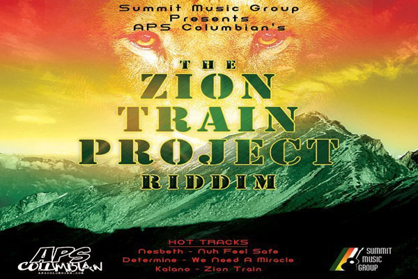 The Zion Train Project Riddim.
