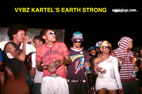 VYBZ KARTEL BIRTHDAY 7 January 2012