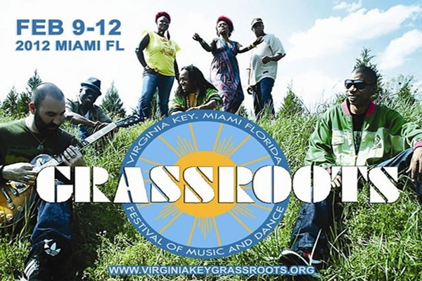 Virginia Key GrassRoots Festival Miami
