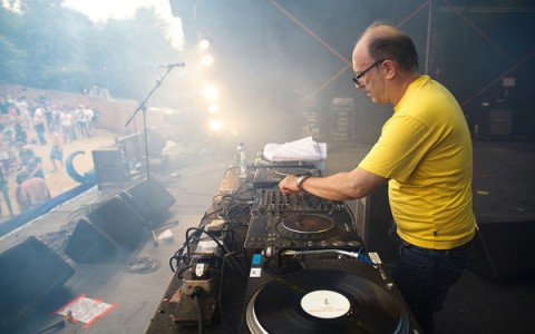 David Rodigan awarded with honors