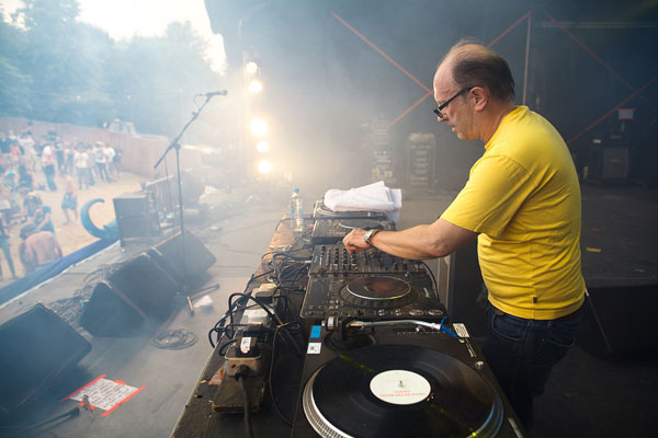 David Rodigan Awarded With Honours