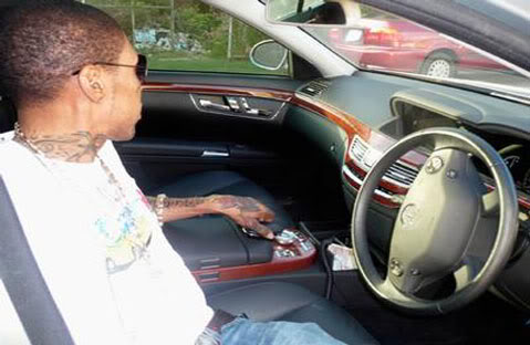 <strong>Dancehall News: Vybz Kartel&#8217;s New Benz Car and Videos</strong>