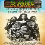 9mile music Festival 2012 Miami