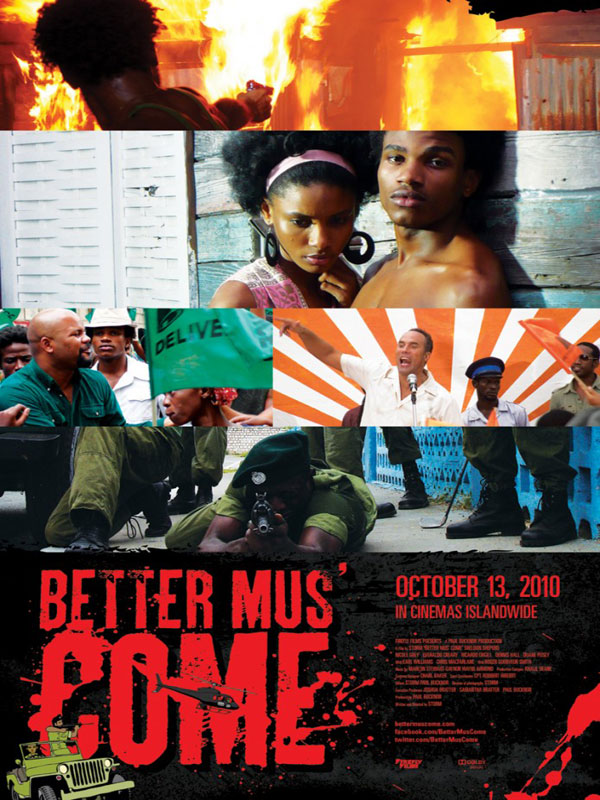 Better Mus' Come Delroy Wilson Storm Saulter A Movie About Jamaica