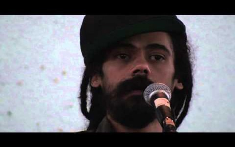 Damian Marley at Uwi feb 2012
