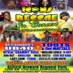 ICONS OF REGGAE Grammy Rose Live South Florida March 11