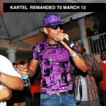 KARTEL REMANDED AGAIN FEB 24