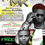 Konshens Mental Manntaince album release party Free Entry Jamaica Feb 27