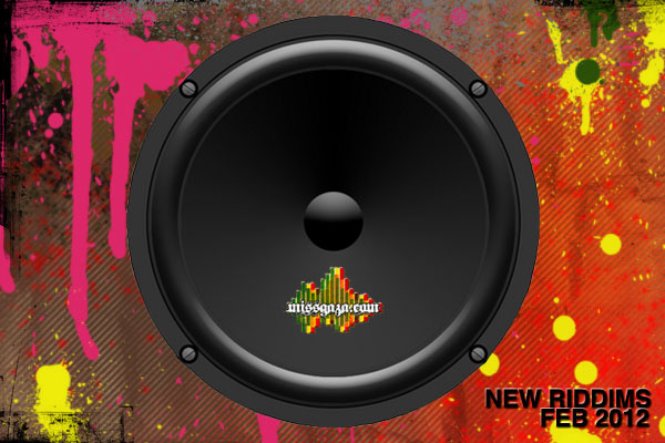 New Riddims Inna Jamaica Feb 2012