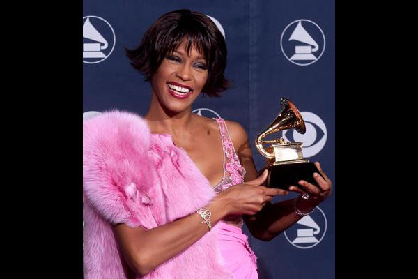RIP whitney houston feb 13 2012