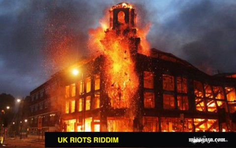 UK RIOTS RIDDIM REALITY SHOCK
