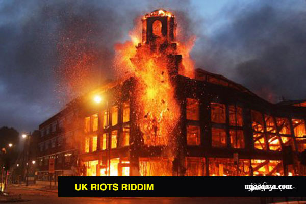 LISTEN TO UK RIOTS RIDDIM – REALITY SHOCK RECORDS