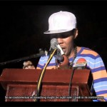 Vybz Kartel speech at UWI 2011