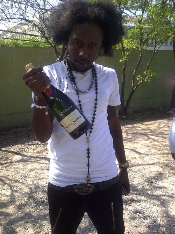 Popcaan Nah Leave new single feb 2012