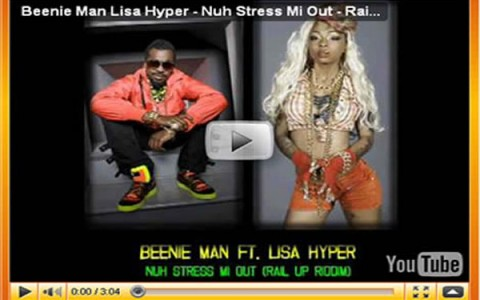 beenie man lisa hyper nuh stress mi out