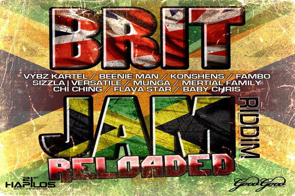 <strong>Listen to Brit Jam Reloaded Riddim Mix &#8211; Good Good Productions[ Dancehall]</strong>