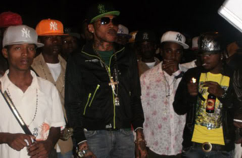 Vybz Kartel & Portmore Empire Music 2011