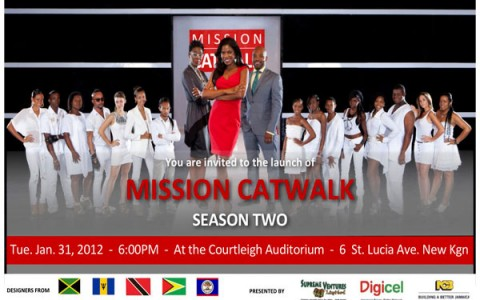 mission catwalk 2 2012
