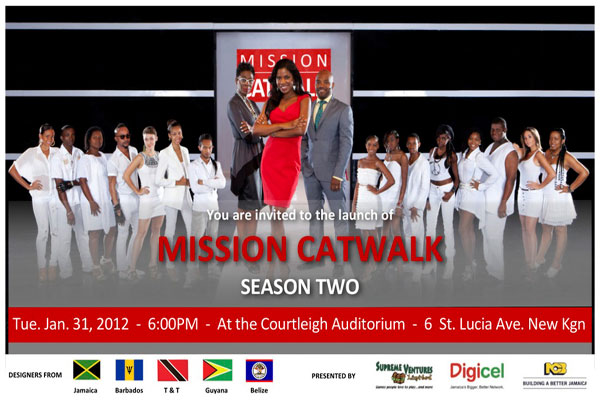 *Mission Catwalk Takes On The Caribbean For Season 2*