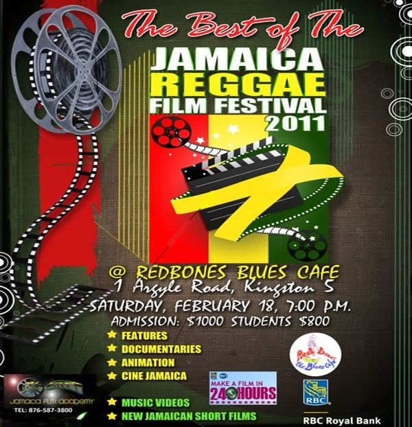 The Best of Jamaica Reggae Film Festival 2012