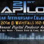 21st hapilos anniversary