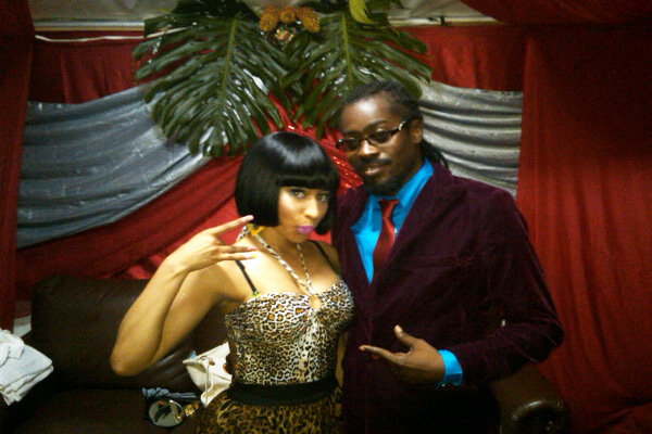 Beenie Man Nicky Minaj Gunshot