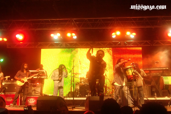 Damian Marley live in Miami 2012