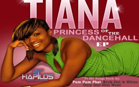 Tiana Princess of Dancehall Ep