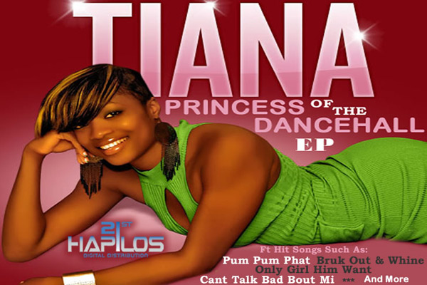 Tiana Princess Of The Dancehall