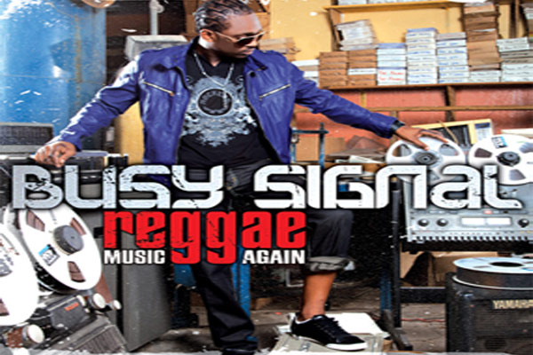 Busy Signal, Keith Hudson, Groundation Reggae Albums Out Next Week