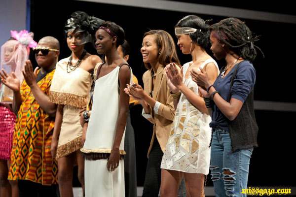 <strong>Jamaican Fashion Designer Crystal Powell Wins On Mission Catwalk 2 Episode 3</strong>