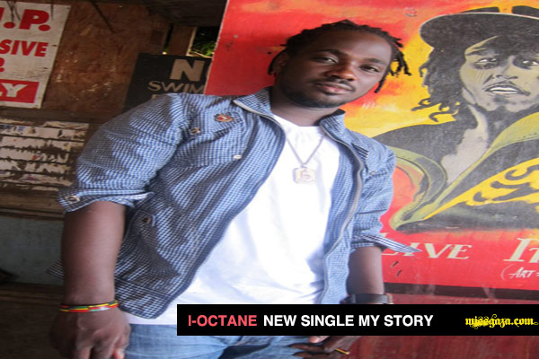 I-Octane The Voice Of The People In My Story