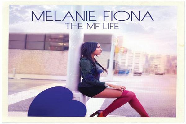 Melanie Fiona new Album The MF Life