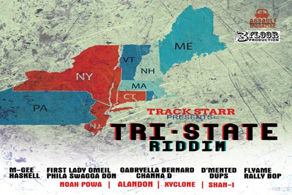 Track Starr Tri State Riddim