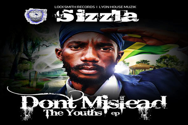 Sizzla New Ep Don't Mislead The Youth April 2012