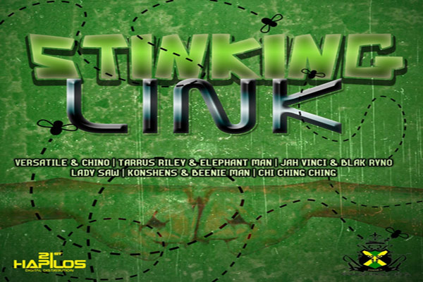 Listen to Stinking Link – Riddim Romeich Records – Reggae Dancehall Music